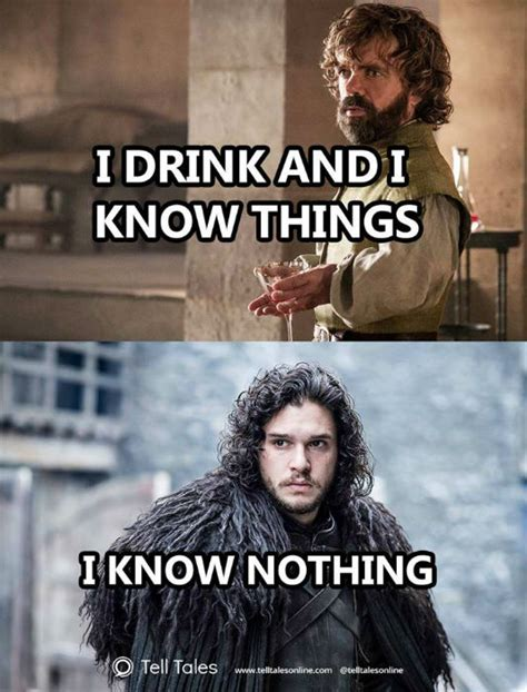 Jon Snow Meme - 54 funniest game of thrones memes you will ever see