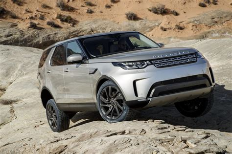 original land rover discovery land rover discovery 2017 international first drive