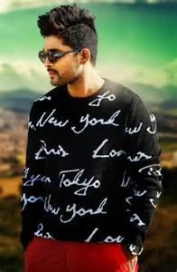 pics for gt allu arjun hairstyle in romeo and juliet
