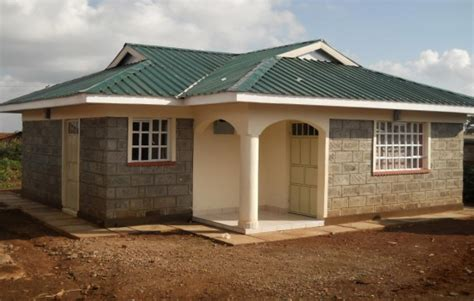 Kenyan Houses Simple And Modern Design Modern House House Plans And Designs Kenya