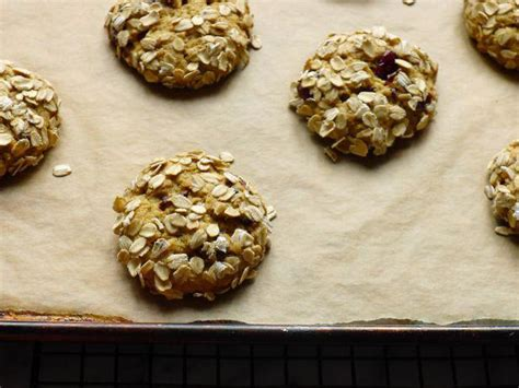 Gluten Free Cranberry Oat Cookiest 220 Gram gluten free pumpkin oat and cranberry cookies recipe silvana nardone food network