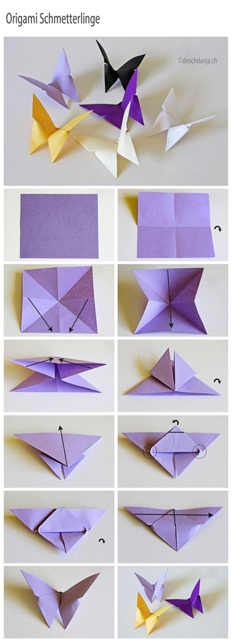 Easy Crafts To Make Out Of Paper - best 25 paper crafts ideas on fish