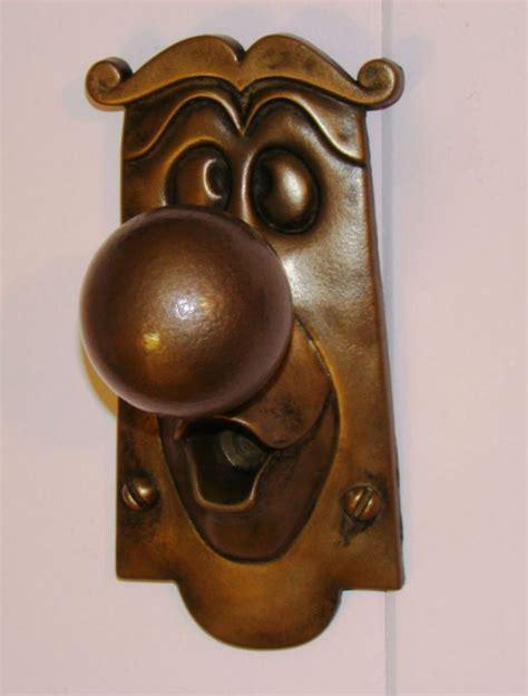 disney in special bronze door knob