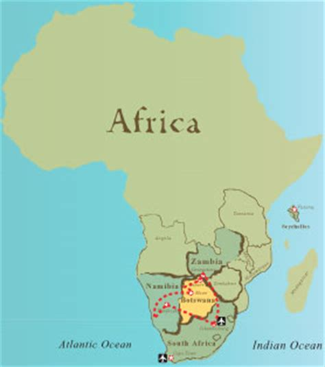 africa map falls mosi oa tunya falls zambia geo