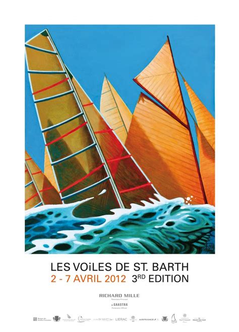 voil 3rd edition a 3rd les voiles des st barth yacht race beauty and passion yacht charter superyacht news