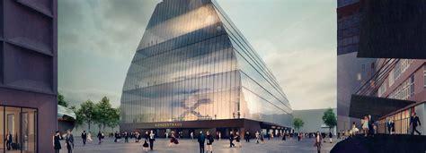 design contest for 280m london concert hall cukrowicz nachbaur architekten to design new munich
