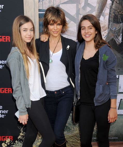 does lisa rinna have a son lisa rinna terrorized by hoax kidnapping of daughter