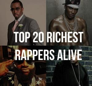 the 20 richest rap moguls in the world musing on