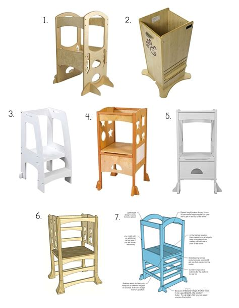 helper stool canada montessori learning towers pods and kitchen