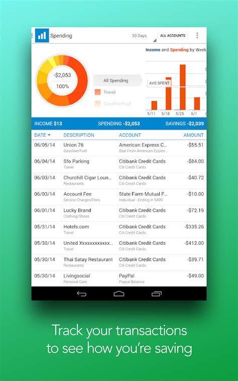 finance app android personal capital finance android apps on play