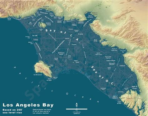 us map if all melted here s what your city will look like when the sheets