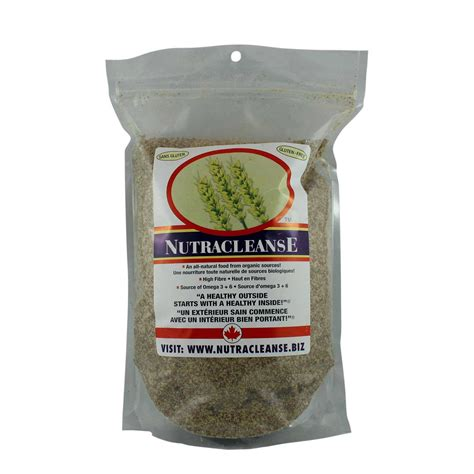 Ra Shop Detox by Nutracleanse Canada 1kg Bag Beyondhealthy Ca