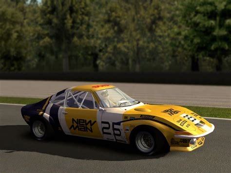 Opel Gt Race Car Opel Gt Pinterest Cars