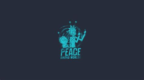 Rick and Morty Peace Among Worlds Wallpaper #28204