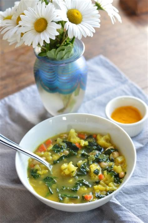 Turmeric Detox Broth by Cleansing Turmeric Vegetable Soup Powerful Anti Inflammatory