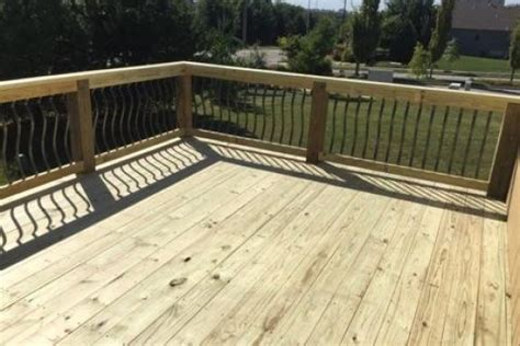pressure treated decks probuilt patio enclosures