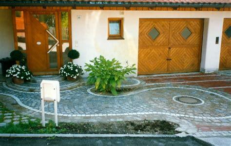vorgarten und einfahrt gestalten praktische