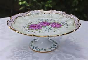 4 Vases Fancy Fluted Pedestal Dessert Plate Lissikaplan Com