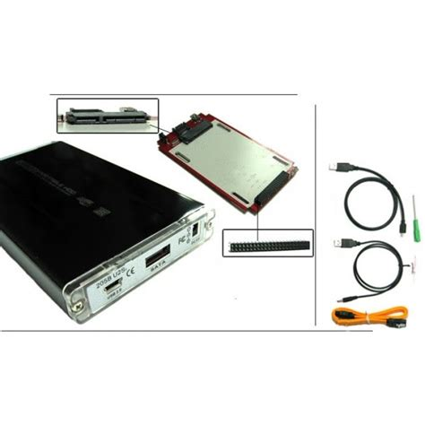 Hardisk Asus Eksternal box esterno disk hdd 2 5 sata e ide pata hd ingrosso cinese napoli ibay cina centro