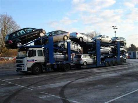 car transporters pictures youtube