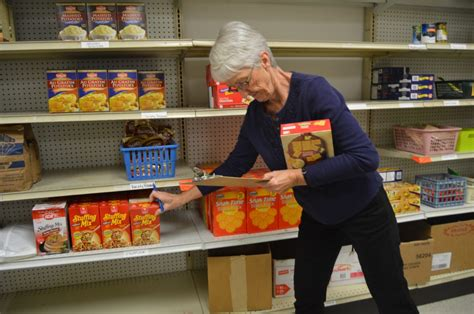 Paul Food Shelf by Charities Gear Up For Season Of Giving News Sports