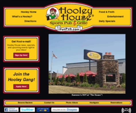 hooley house 1funpub com hooley house sports pub grille mentor ohio