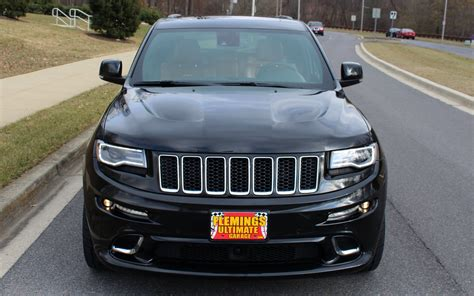 jeep grand for sale 2014 2014 jeep grand srt 8 for sale 76692 mcg