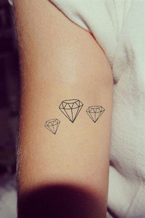small diamond tattoos 17 best ideas about tattoos on tattoos