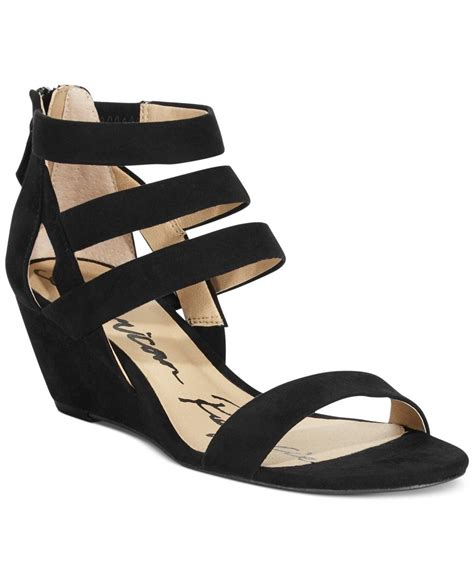 american rag casen demi wedge sandals only at macy s in