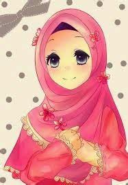 kumpulan gambar kartun muslimah terlengkap di dunia muslimah cantik dan sehat