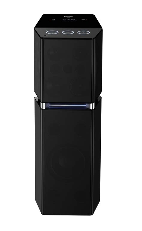 Speaker Bluetooth Panasonic panasonic sc ua7e k 1700w mini hi fi system wireless speaker bluetooth fm radio ebay