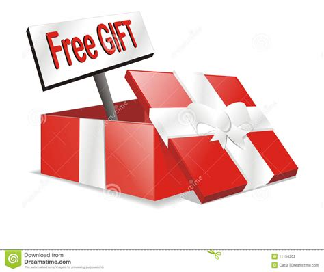 www gift vector free gift present box stock vector image 11154202