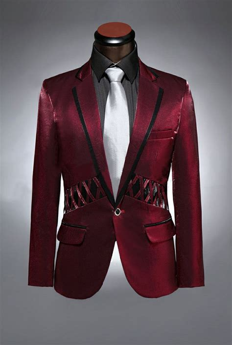 suit design with jacket red prom suits prom trends young men pinterest