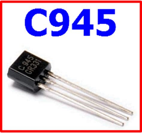 c945 transistor switch c945 transistor lifier 28 images c945 2sc945 to92 npn silicon transistor af lifier and low