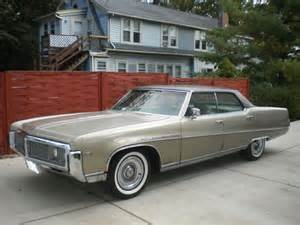 1969 Buick Electra Parts 302 Found