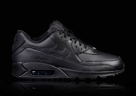 Nike Airmax 907 Black nike air max 90 leather black price 112 50