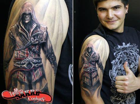 ninja assassin tattoo master assassins creed tattoo google search tattoo ideas