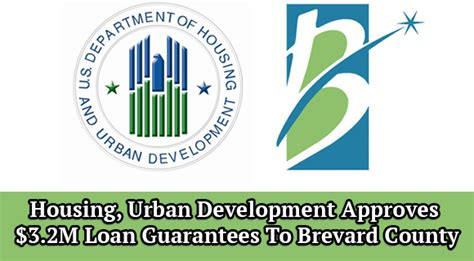 urban housing development loans housing urban development approves 3 2m loan guarantees to brevard county