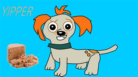 pound puppies 2010 pound puppies 2010 yipper by toadeu on deviantart
