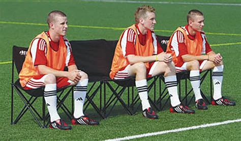 soccer bench kwik goal 9b903 folding soccer bench 3 seater