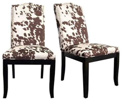 side chairs set of 2 american southwest dining