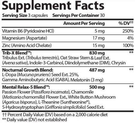 z test supplement pmd z test testosterone booster review testosterone