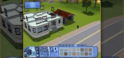 How to Build a traditional family house in Sims 3 « PC