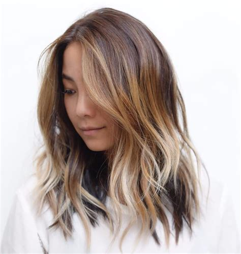 how to color melt hair what is color melting hair color popsugar