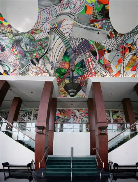 houston house music university of houston inside the moores opera house artwork by frank stella http