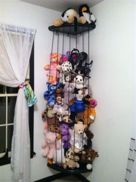17 best ideas about stuffed animal displays on stuffed animal organization stuff