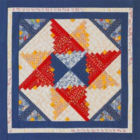 American Patchwork Quilting Patterns - color options from american patchwork quilting 174 october