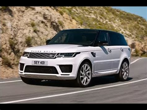 range rover vogue 2018 all new !!! youtube
