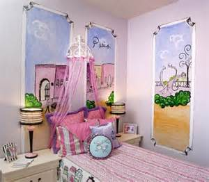 Paris Wall Mural Eiffel Tower itmom parisian themed little girls bedrooms