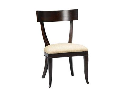 modern klismos chair ethan allen modern glamour klismos chairs l4l